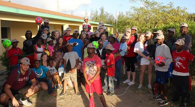 Helping Haitian Children