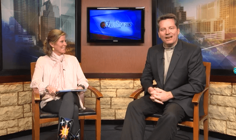 Picture Book Author Kat Kronenberg on KVUE News: Austin, Texas