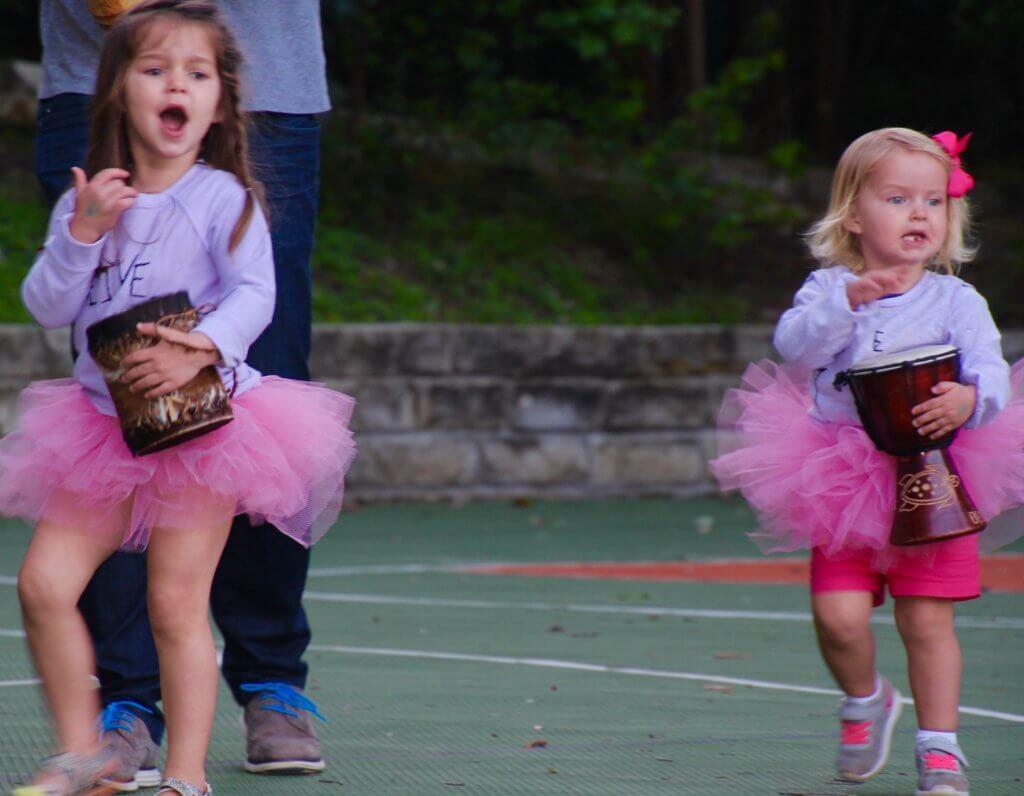 Family Fun Boom Shake Song