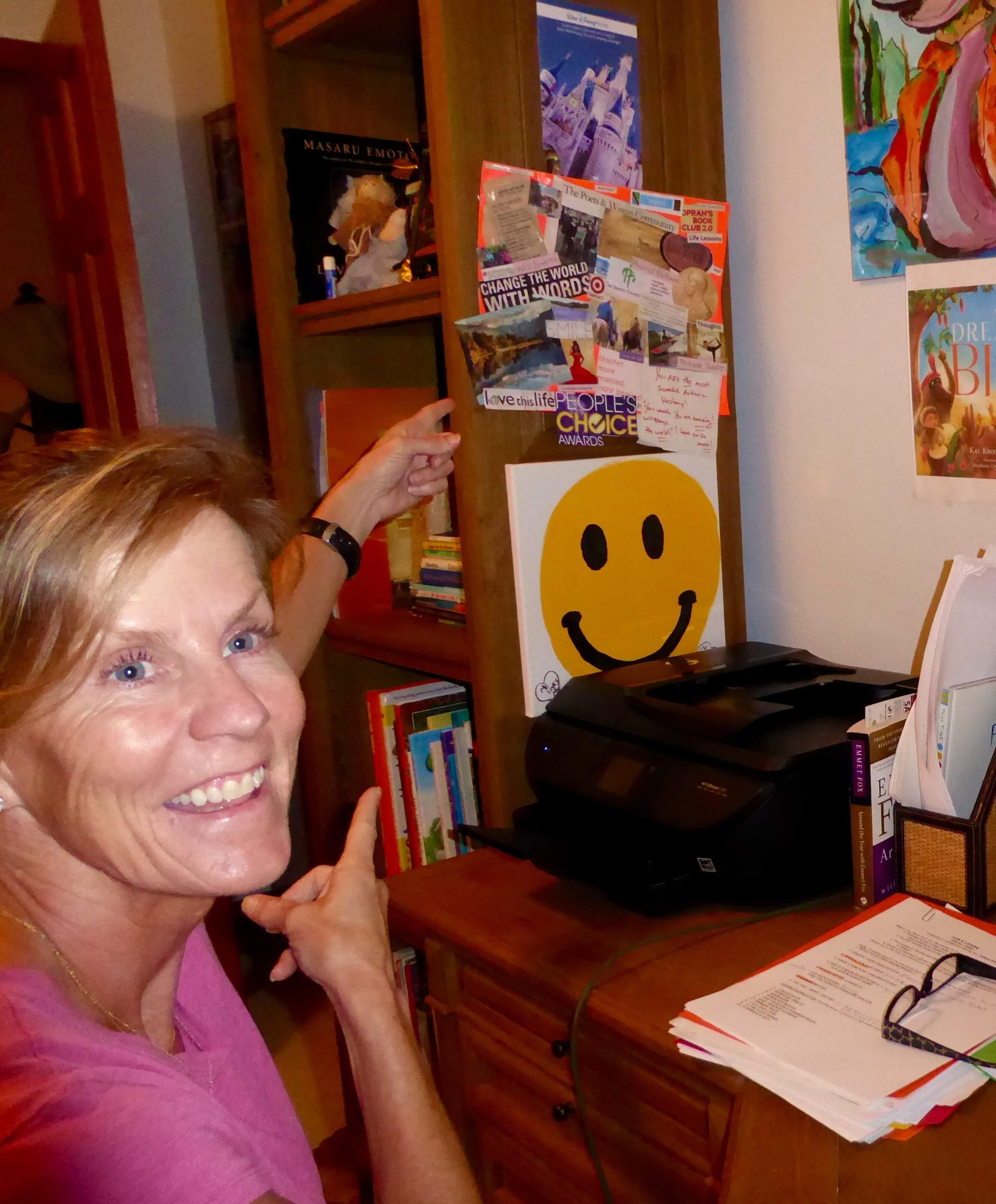 Dream Board Kat Kronenberg