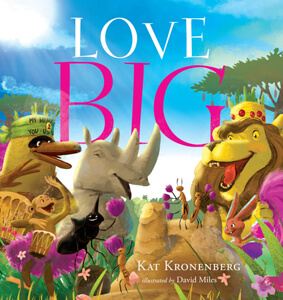 Love Big Book Cover