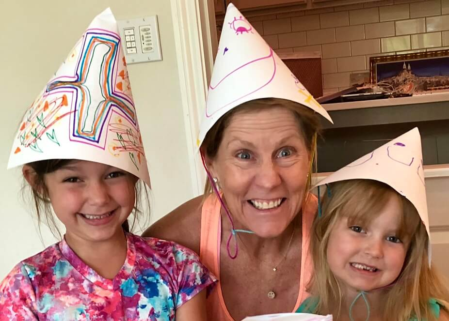 Fun Craft Activity for Kids: Rhino Horn Party Hat